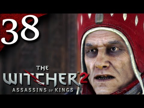 Let's Play The Witcher 2 [BLIND] - Part 38 - Political Scandals [Roche's Path]