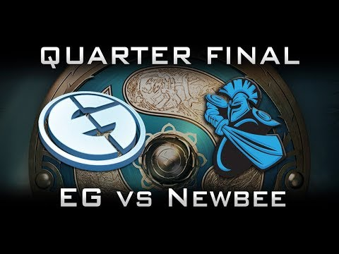 EG vs Newbee TI7 Quarter Final Highlights The International 2017 Dota 2