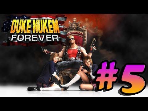 Duke Nukem:Forever [PC] Walkthrough Part #5[Come Play With DUKE] |
