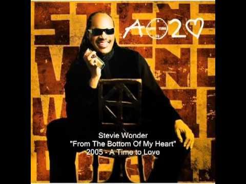 Stevie Wonder   From The Bottom Of My Heart