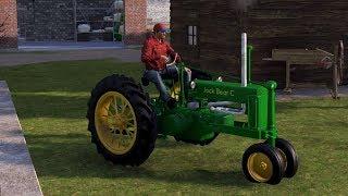 Zielony traktor to najładniejszy traktor - Farmer's Dynasty / 03.12.2019 (#4)