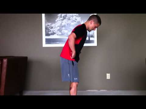 Home Training Video: Vancouver Personal Training