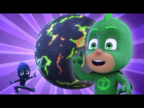 PJ Masks Deutsch Pyjamahelden   Gecko und der allmächtige Stein   Ganze Folgen   Cartoons für Kinder