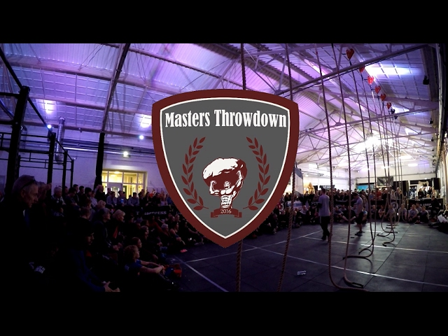 Masters Throwdown 2017