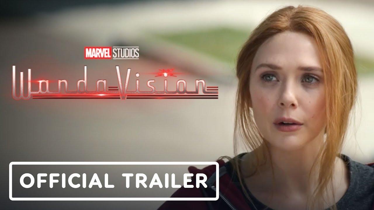 Marvel's WandaVision – Official Finale Trailer (2021) Elizabeth Olsen Paul Bettany Kathryn Hahn – IGN
