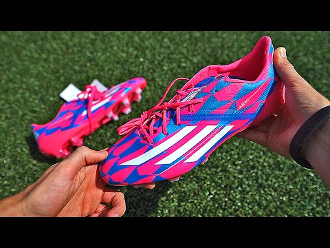James Rodriguez & Messi Boots: F50 adiZero Unboxing by freekickerz