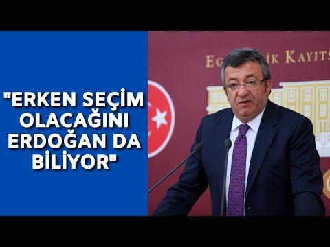 Engin Altay: Seçim lafını en çok teleffuz eden Recep Tayyip Erdoğan'dır