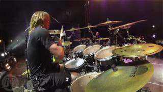 Gambar cover DYING FETUS@Your Treachery-Trey Williams-live in Brutal Assault 2016 (Drum Cam)