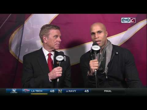 Jeremy Lin almost forced Cavaliers' Richard Jefferson into early retirement