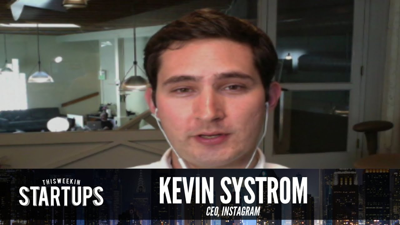 Kevin Systrom of Instagram- TWiST #196