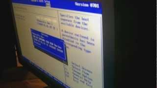 Windows auf einem neuen Computer installieren