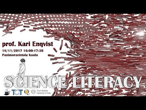 Science Cafe - No, the Earth is not flat: Science in post-truth society