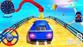Formula Mega Ramp Car Racing 3D - Impossible Car Stunts Simulator 2020 - Android GamePlay #2 screenshot 5