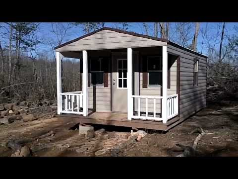 Tiny Homes: Mortgage-Free And NO Utility Bills - Off The Grid, Self Sufficient Living!