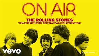 Смотреть клип The Rolling Stones - Roll Over Beethoven (Saturday Club, 26Th October 1963)