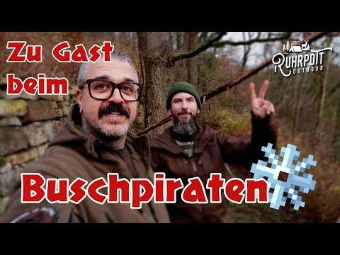 Piraten in Sicht - Ruhrpott Outdoor in fremden Gewässern