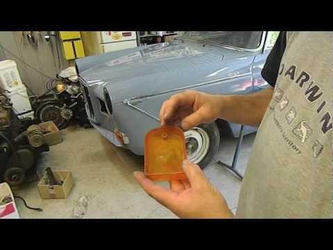BMC Wolseley Farina 24/80 Restoration Part 8