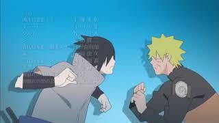 [AMV] - Naruto & Sasuke - spinning world