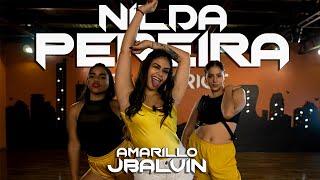Amarillo - J Balvin  / Coreografía - Nilda Pereira