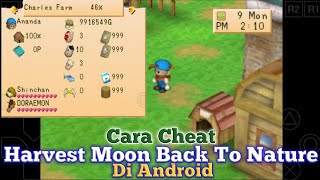 Download lagu Cara Pasang Ch34t Harvest Moon Back To Nature Di Android