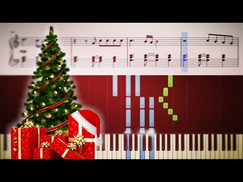 Youtube Charlie Brown Christmas Music.21 Easy Piano Christmas Songs With Video Tutorials Chords