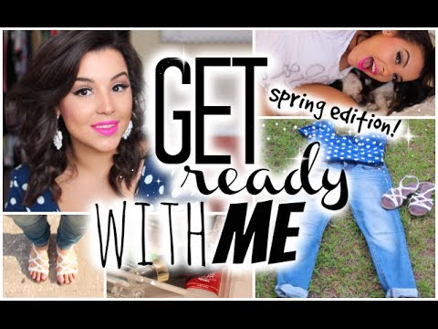 get-ready-with-me:-☼-spring-edition!-hair,-makeup-&-outfit!
