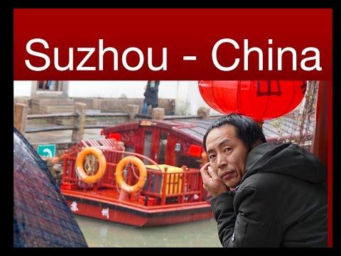 Restaurante antiguo en Suzhou