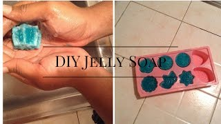 DIY Jelly Soap || Does it work?