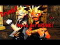 [MMD] Yami and Atem Are Drunk..