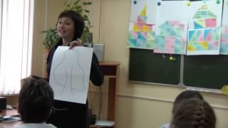 Мастер-класс на Всероссийском конкурсе