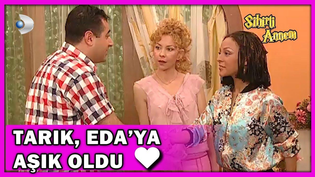 Tarık, Eda'ya Aşık Oldu! - Sihirli Annem 14.Bölüm