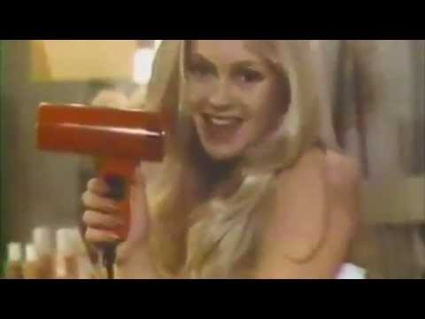 Download Charlene Tilton , Clairol Son Of A Gun Hair Drier , Commercial 1978