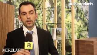 MORELATO - Salone del Mobile 2014, Milano