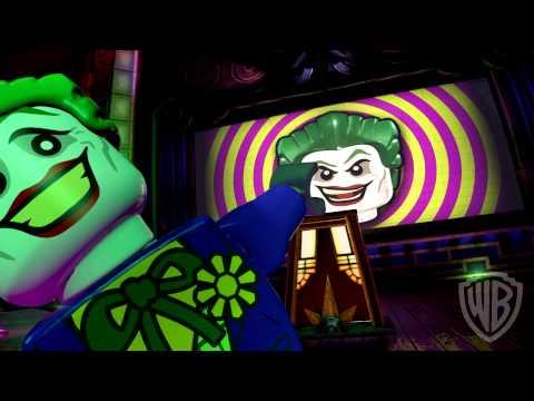 LEGO BATMAN The Movie DC Superheroes Unite Official JOKER Clip