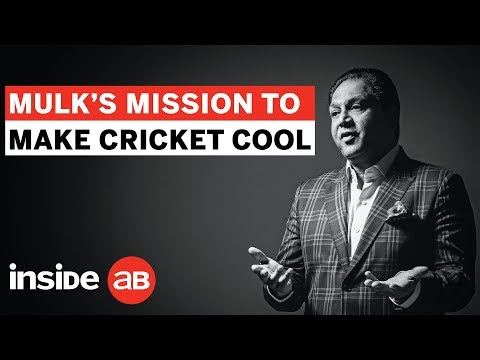 Can this billionaire Indian businessman make cricket cool?