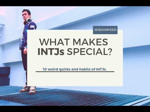 10 Weird Habits of INTJs