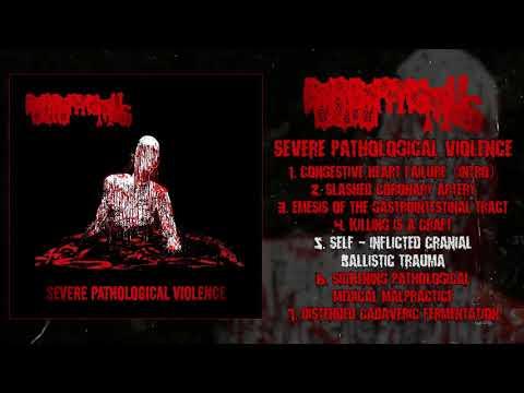 Borborygmus - Severe Pathological Violence FULL EP (2019 - Goregrind)
