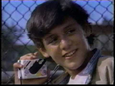 Pocket Rockers tape player commercial 1988