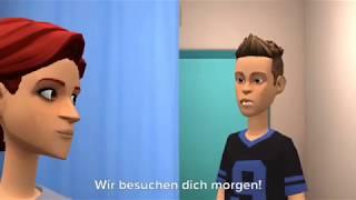 Смотреть сериал Сериал на немецком Wir sind Freunde, Folge 7 онлайн