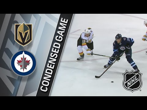12/01/17 Condensed Game: Golden Knights @ Jets