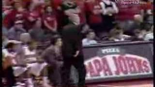 Gary kicks papa