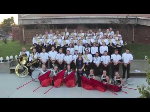 Dawson Springs Panther Band 2017 TownShow