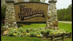 Luxury RV Rentals at Disney's Fort Wilderness Resort & Campg