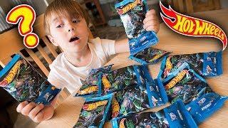 HOT WHEELS: 10 PACOTES SURPRESA COM CARRINHOS!! HotWheels Toys Cars for Kids Unboxing
