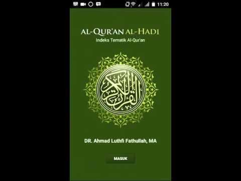 Cara Install Aplikasi Al Qur'an Al Hadi Di HP Android