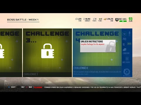 Boss Battle Week 1 of 11   Grinding For Free Elites and Trophies