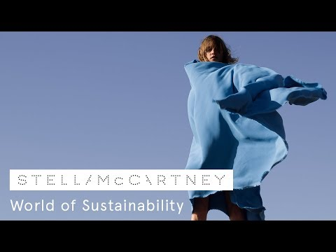 Stella McCartney's World of Sustainability