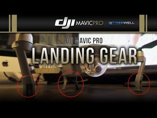 DJI Mavic Pro / Landing Gear (Review)