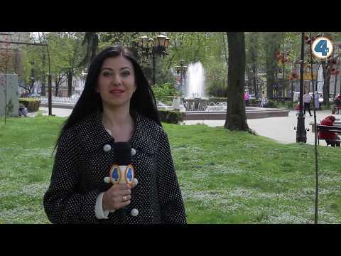 TV-4: Тернопільська погода на 21 квітня 2018 року