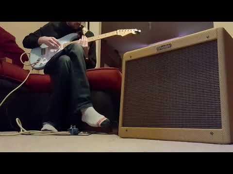 Moses Sumney Plastic Guitar Cover